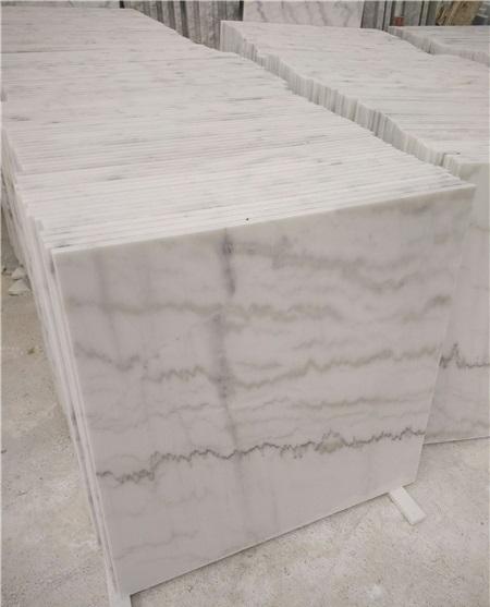 Oriental White Marble Tiles