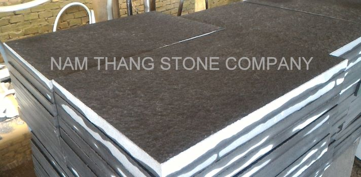 Black Basalt Tiles Slabs