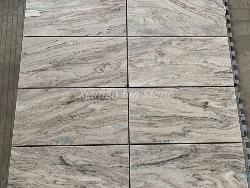 Polished Palissandro Brown Marble Tiles