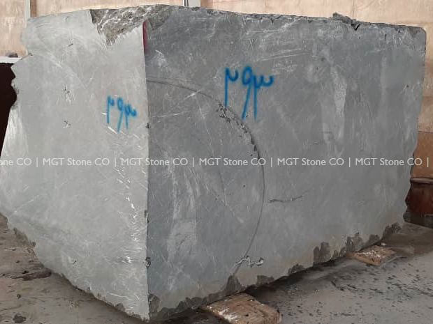 Palladium Grey Marble Block
