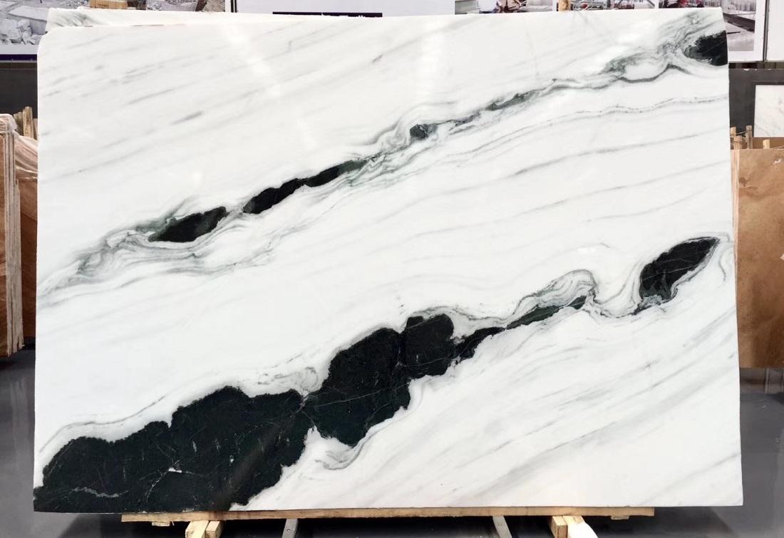 Panda white slab