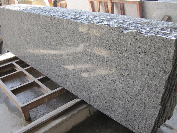 Pearl blue slab