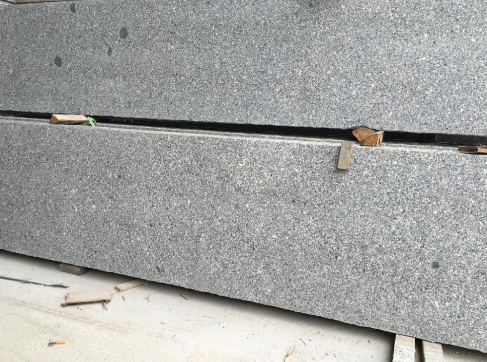 Peper Grey Granite Slabs