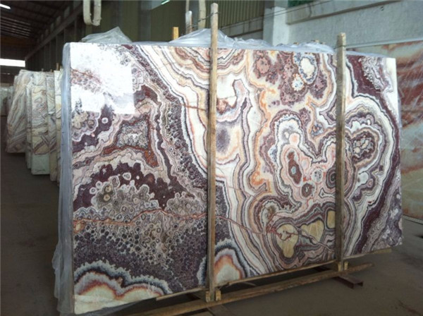 Special Picasso Onyx Marble For Decoration