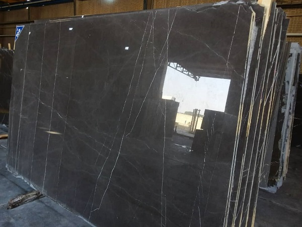 pietra gray marble slab