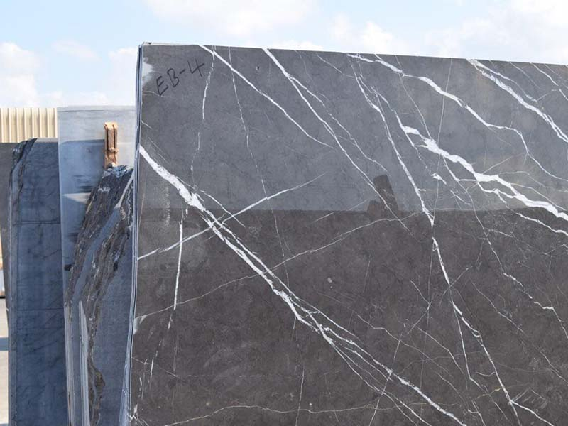 Pietra Grey Marble Polished Iran Grey Marble Slabs