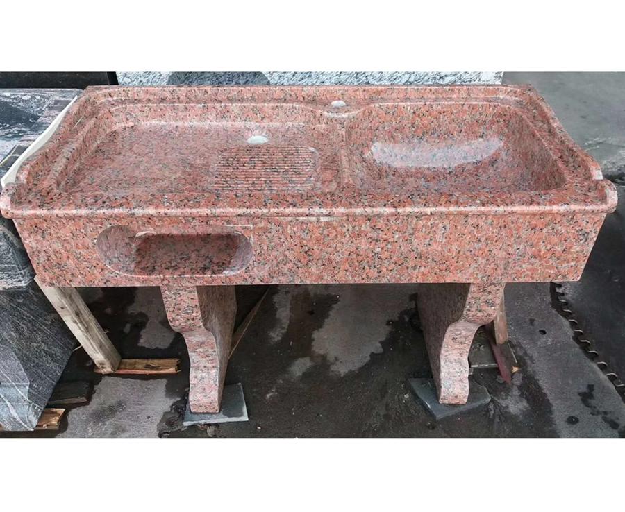 Pink Granite Laundry Tub Pink Granite Washing Pool