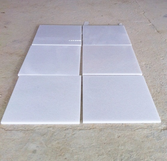 Pure White Marble Slab Crystal White Polar White Salt White Stone
