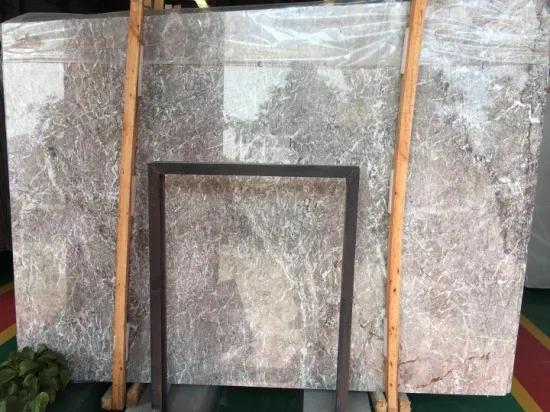 Polished Buffett Grey Marble Slabs