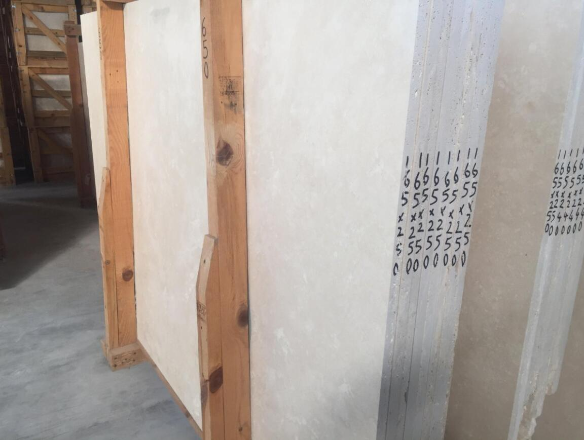 Light Crosscut Travertine