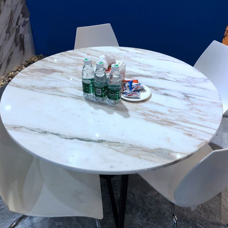 Top Calacatta Gold Marble Coffetable Top