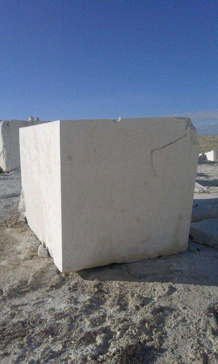 Pure White Limestone