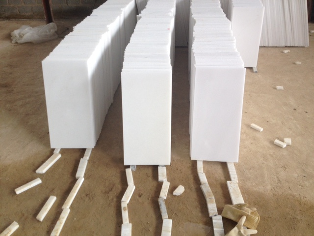 PURE WHITE MARBLE 80 40 3cm