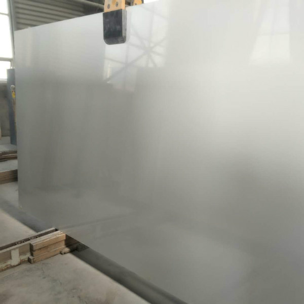 Pure White Quartz Slab