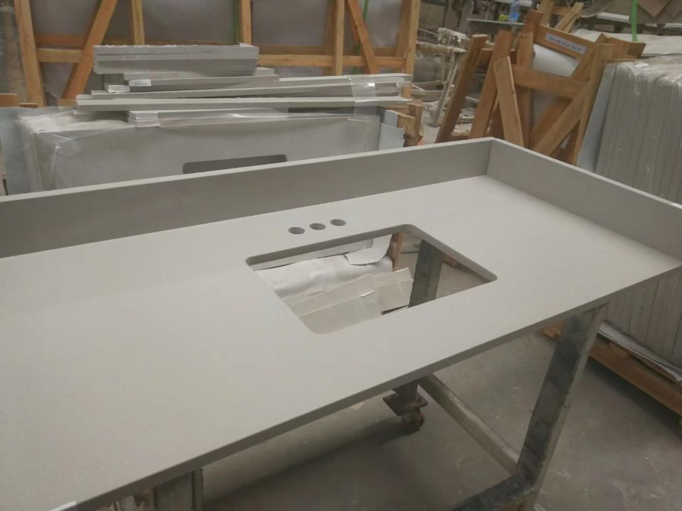 Prefabricated Quartz Countertops
