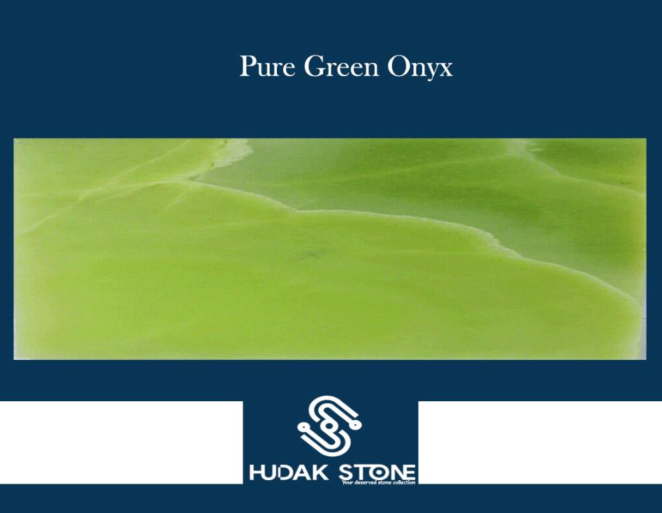 Pure Green Onyx