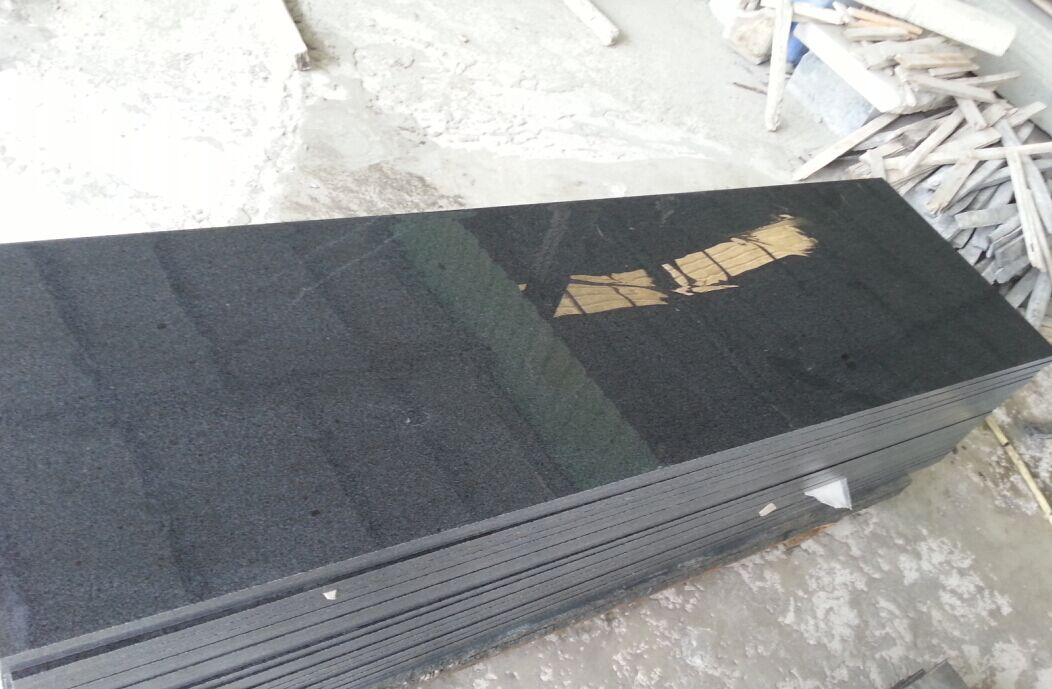G654 Granite Dark Grey Granite
