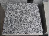Spray white Granite tiles