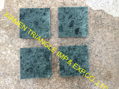RTS China Local Sukabumi Green Stone Natural Split