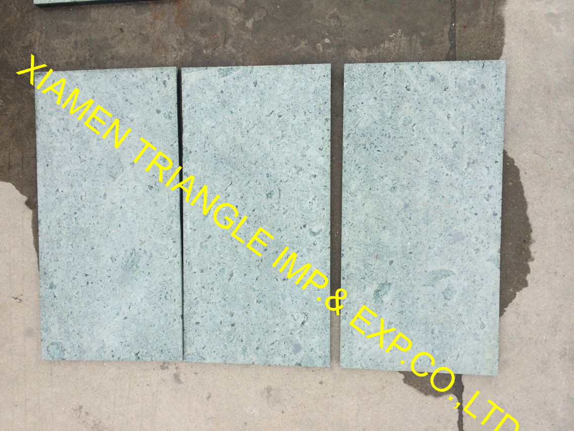 big size China green sukabumi stone