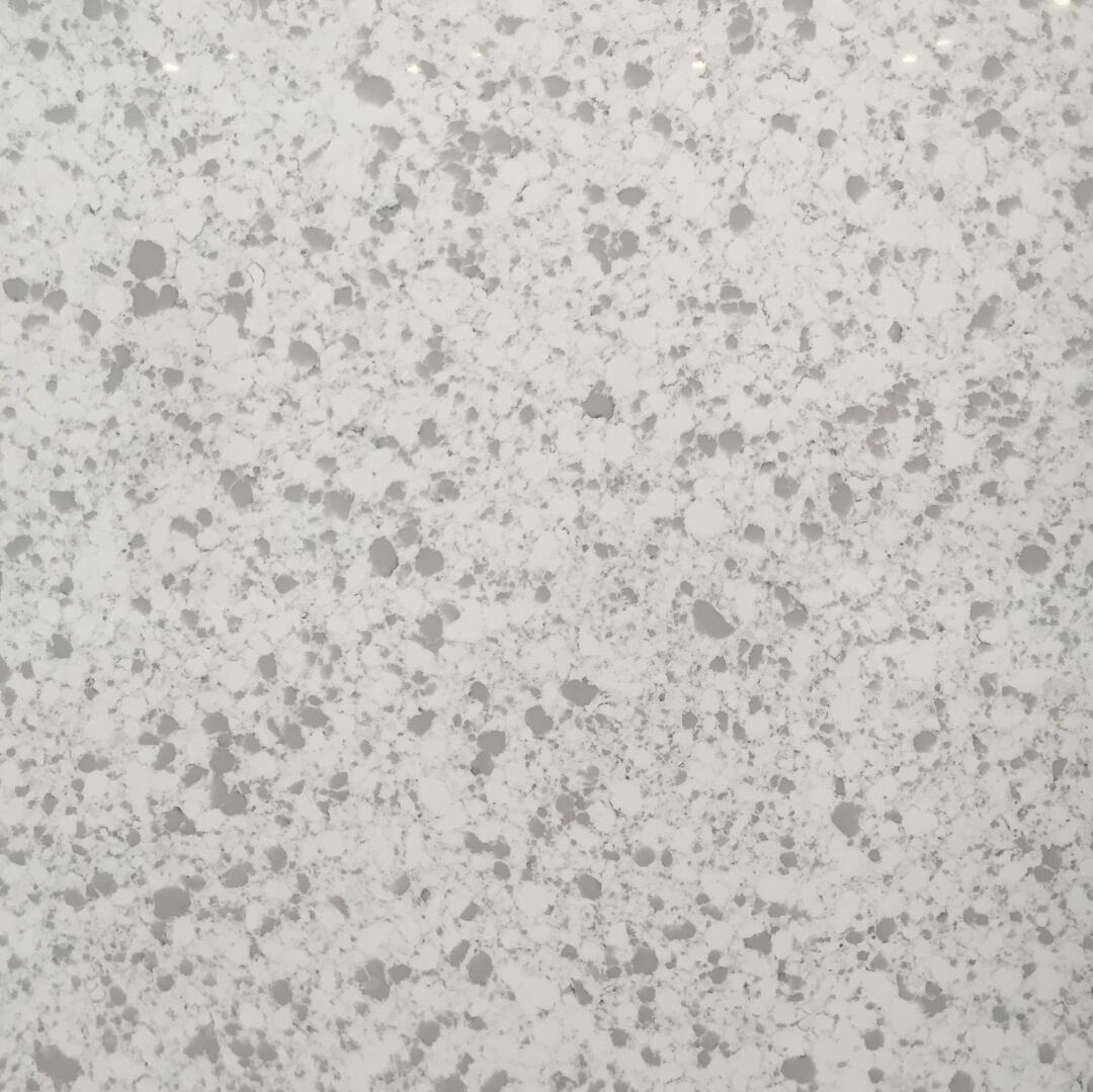 Quartz Stone Bs3203 Double Grey from Guangdong China Solid Surfaces Polished Slabs & Tiles Engineered Stone for Hotel