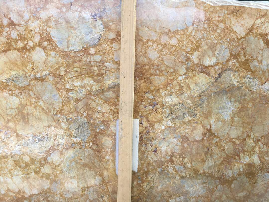 China golden marble