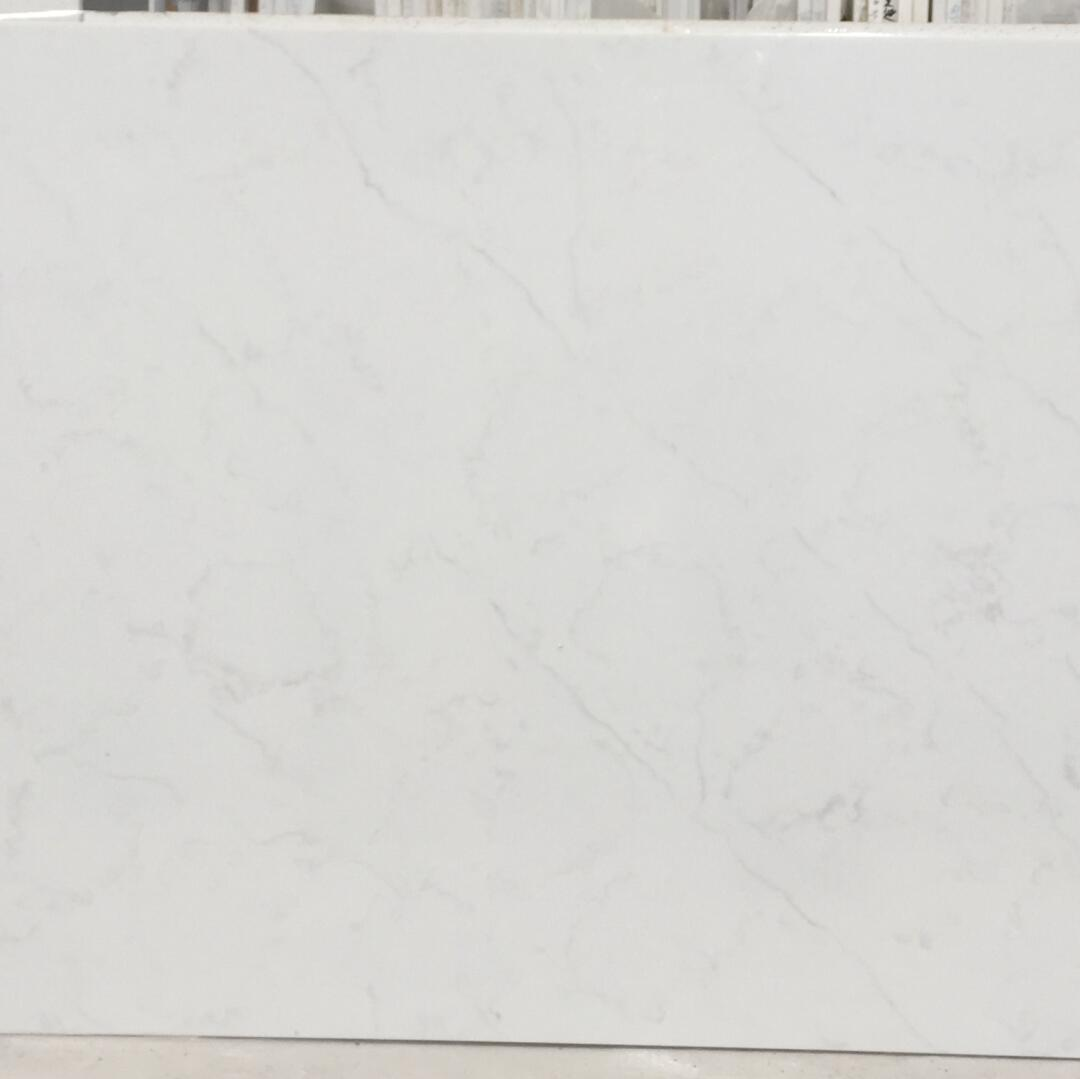 Quartz Stone BS3121 White Onyx from Guangdong China Solid Surfaces Polished Slabs & Tiles Engineered Stone for Hotel