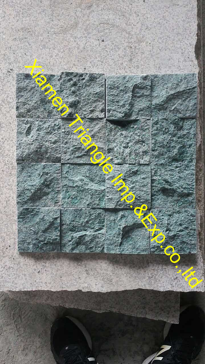 RTS China Local Sukabumi Green Stone