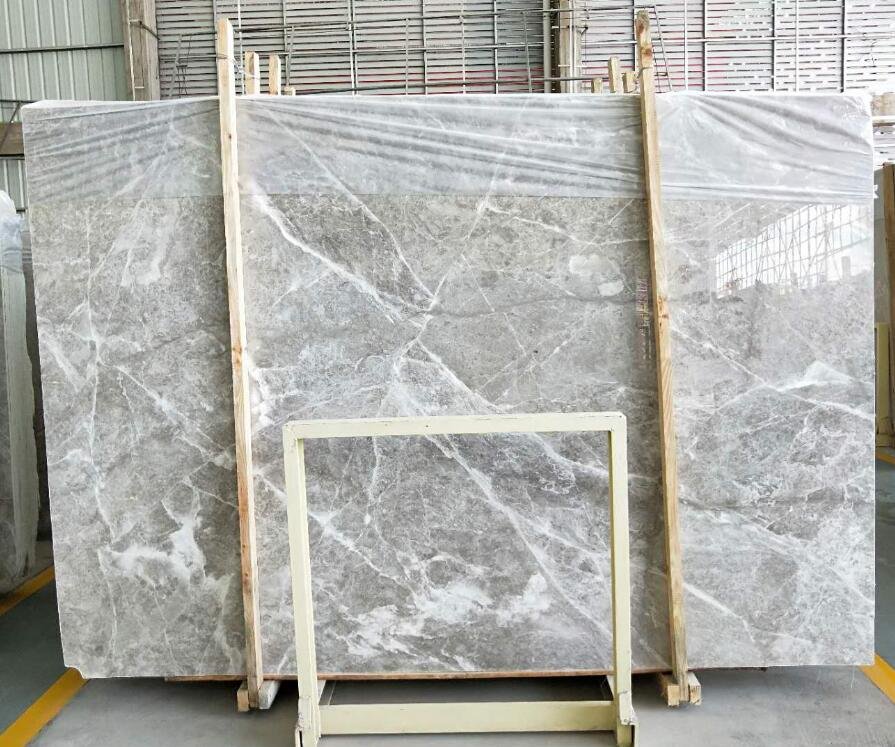 Venus Grey Marble Slabs