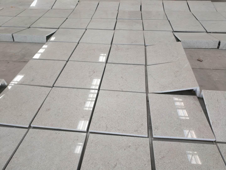 White marble tile