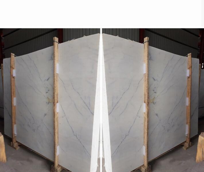 Fantastic White Marble Slabs For Sale