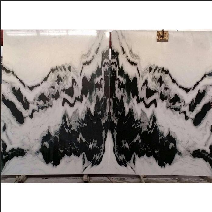Chinese Panda White Marble Slabs Factory Price Wholesale