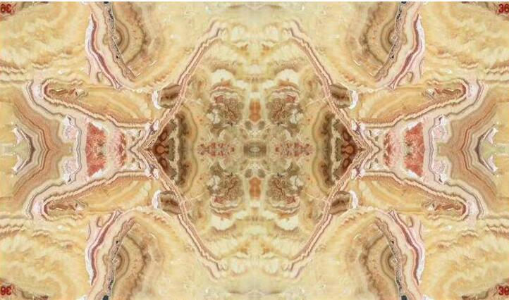 Beautiful Honey Transparent Yellow Onyx Stone 2cm Thickness Yellow Onyx Marble Slab Yellow Onyx Marble