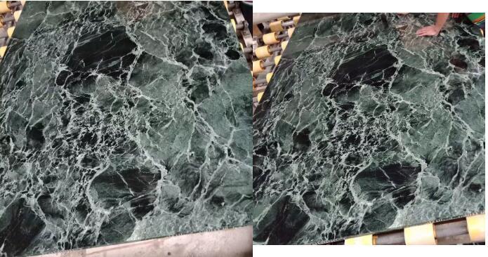 Popular Verde Alpi Green Onyx Countertops Marble