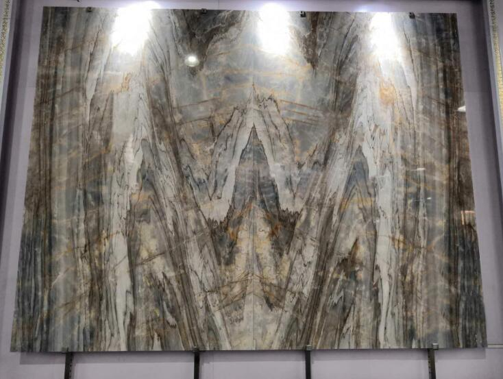 Italy Cloudy Grey Marble With A Good Price