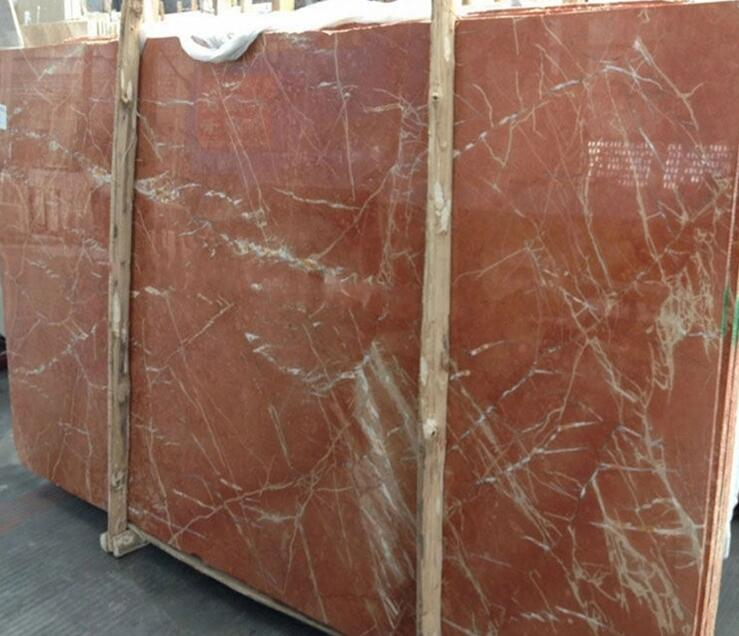 Wholesale Rojo Alicante Orange Red Marble For Hotel From Stone Company