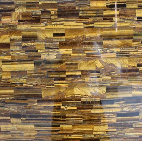 Onyx Slab Yellow Tiger Eye Marble
