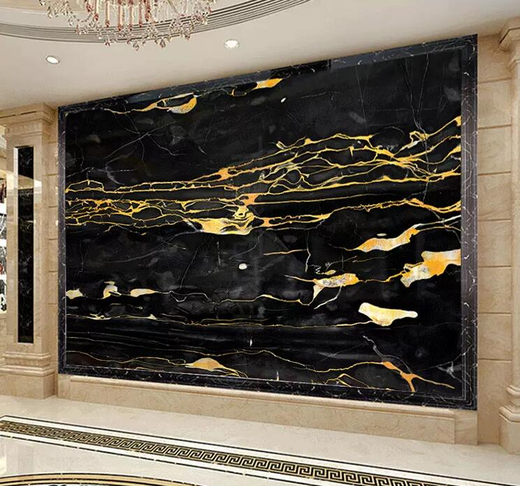 High Quality Nero Marquina Marble