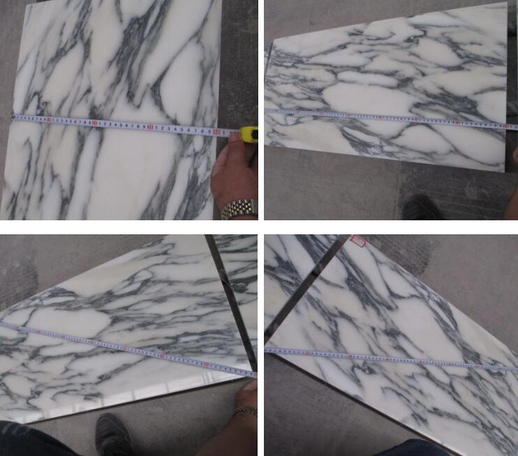Arabescato Corchia White Marble Slab FOB Reference