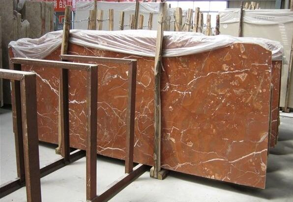 CN Rojo Alicante Marble Red SpainRed Marble Slab