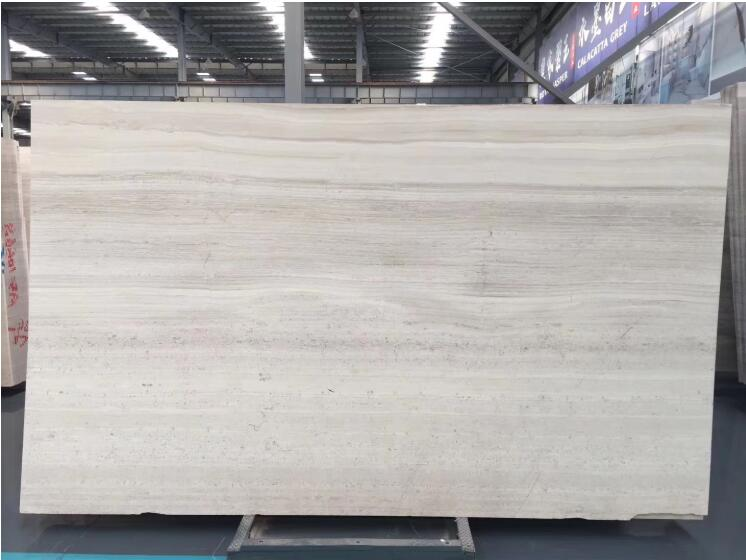 White China Wooden Marble