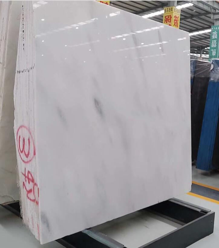 Ice Crystal White Marble