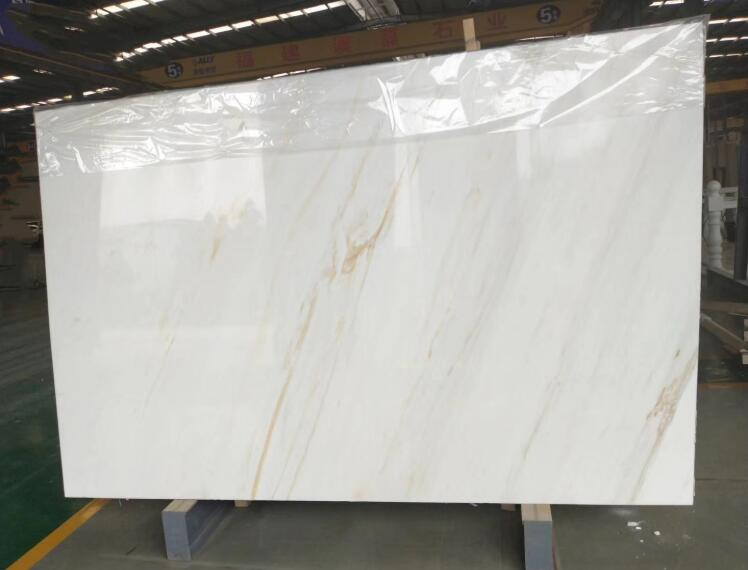 Natural Gold Aristone Marble Countertops