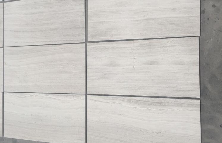 White wood vein marble price per square meter