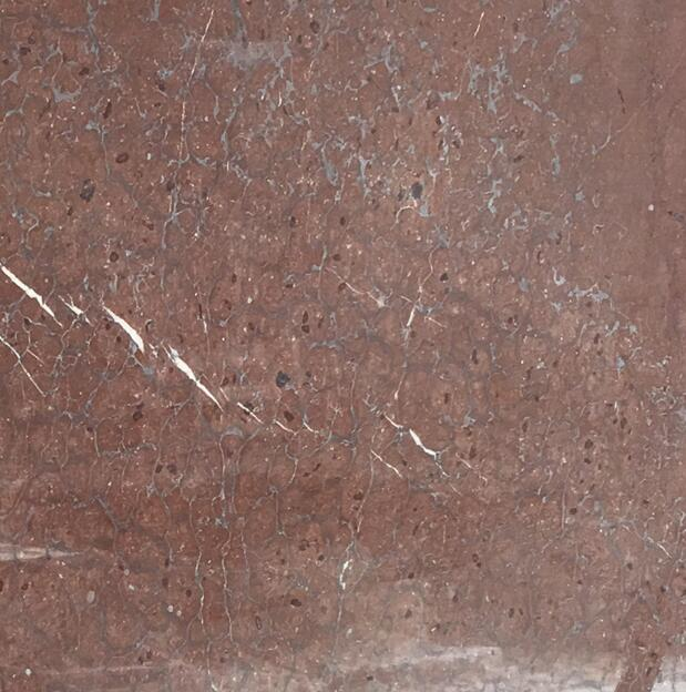 Chinese Natural Stone Red Marble Tile Coral Red Marble