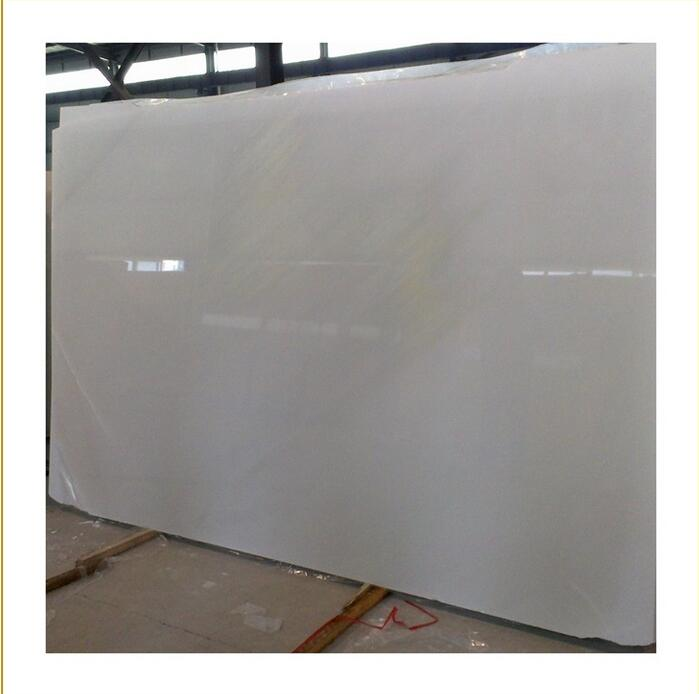 Chinese Sunny White Marble Slab Price Baoxing White Marble Price