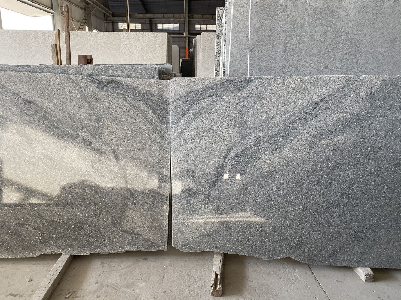 Fantasy Grey Granites for slabs