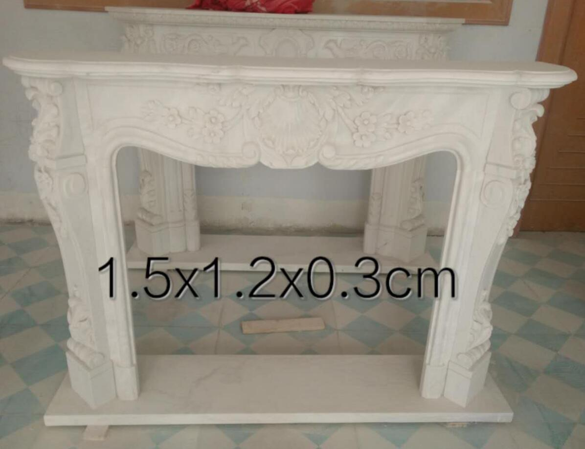 Limestone for Fireplace