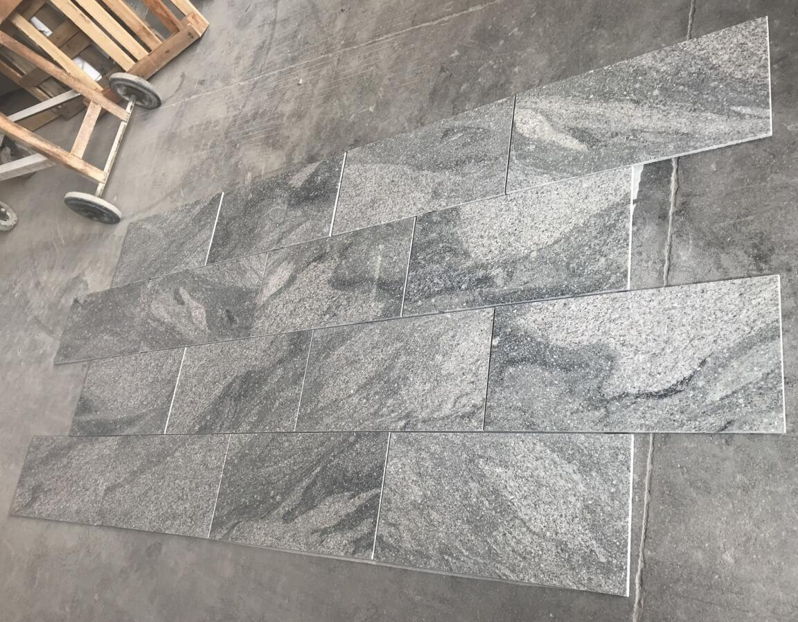 Fantasy Grey Granites for thinner tiles