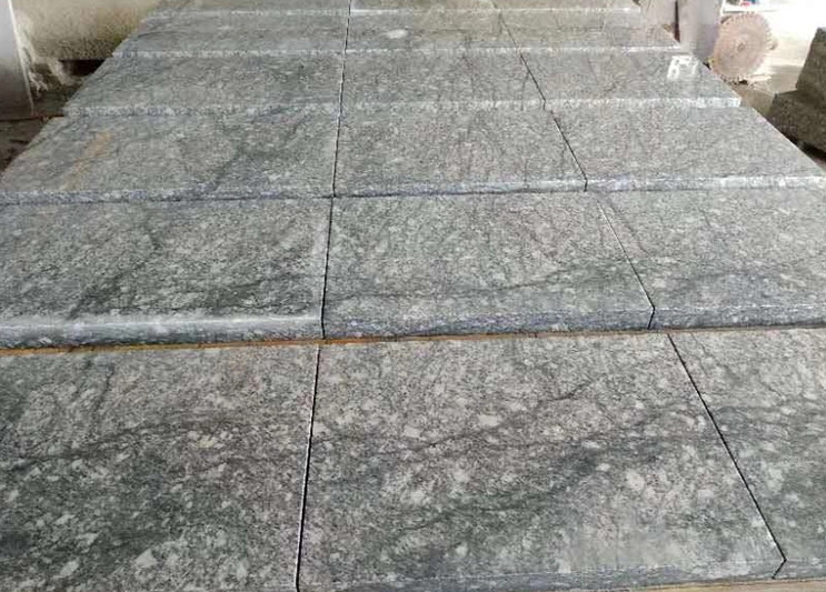 Ash Grey Cutting To Size Granite Tile